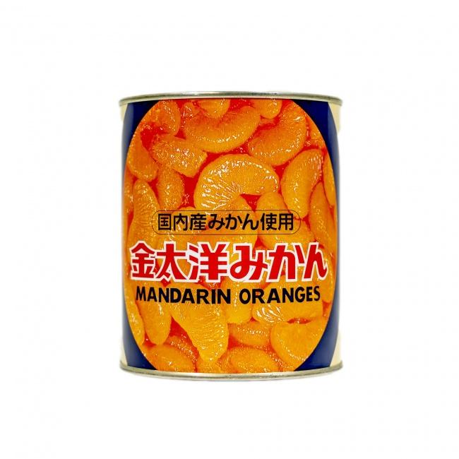 みかん(国内産) 2号缶