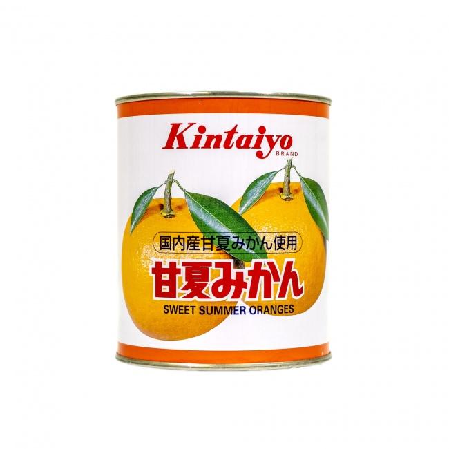 甘夏みかん(国内産) 2号缶