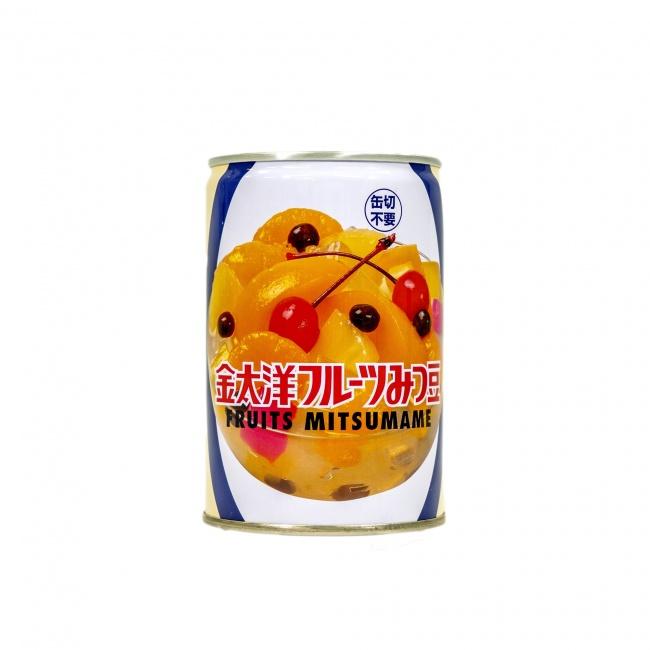フルーツみつ豆 EO4号缶