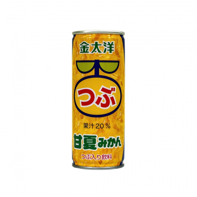 粒甘夏みかん 250g缶